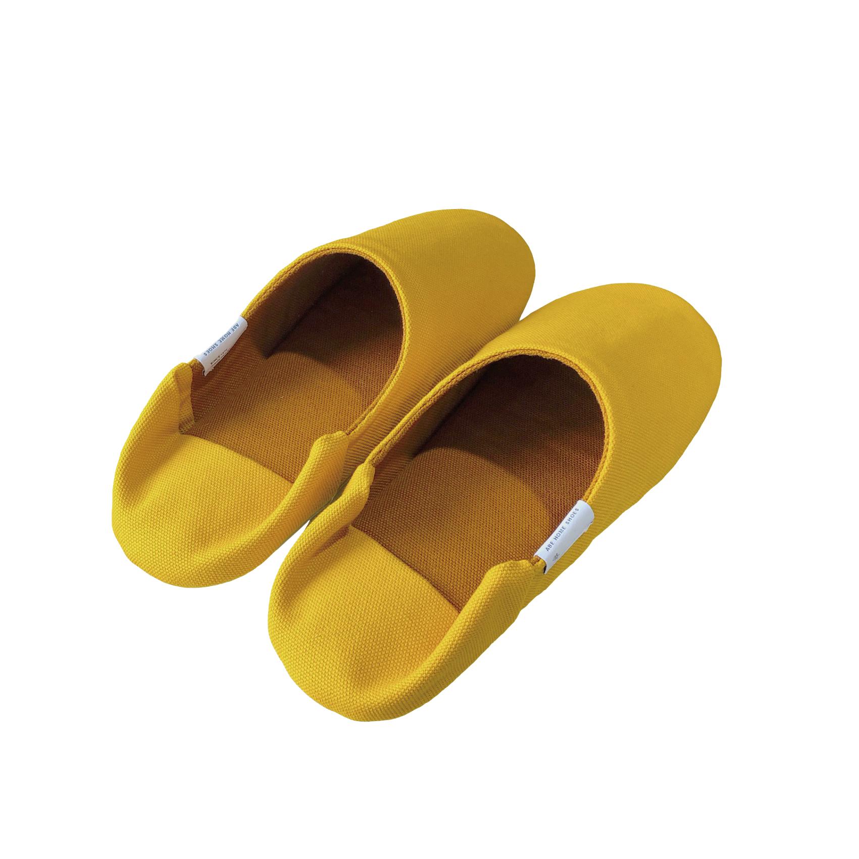 """""""バブーシュ"""" スリッパ Large(25-27cm) -room shoes- <山形産>"""