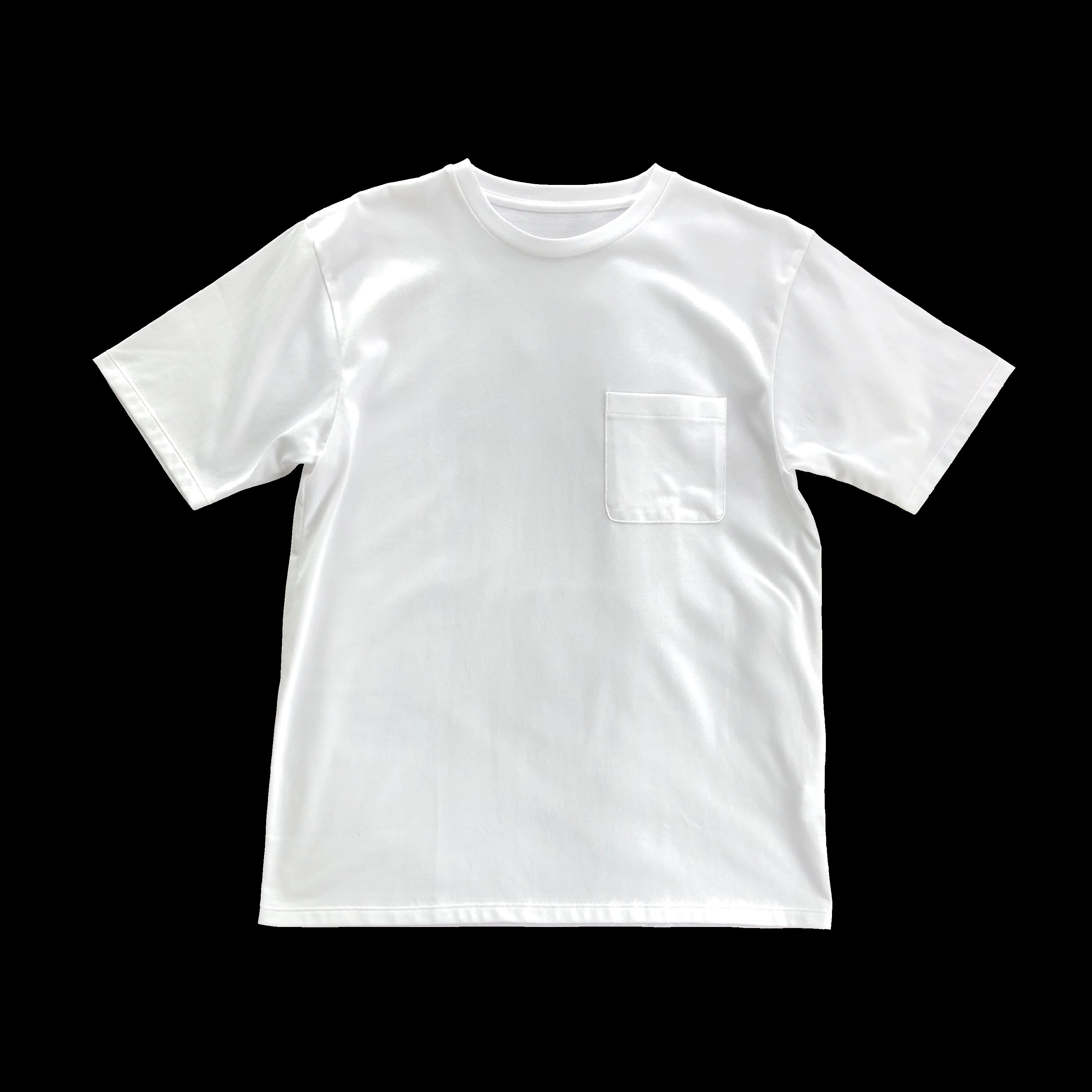 """ポケットTシャツ """"楽tee"""" <NIIGATA>"""