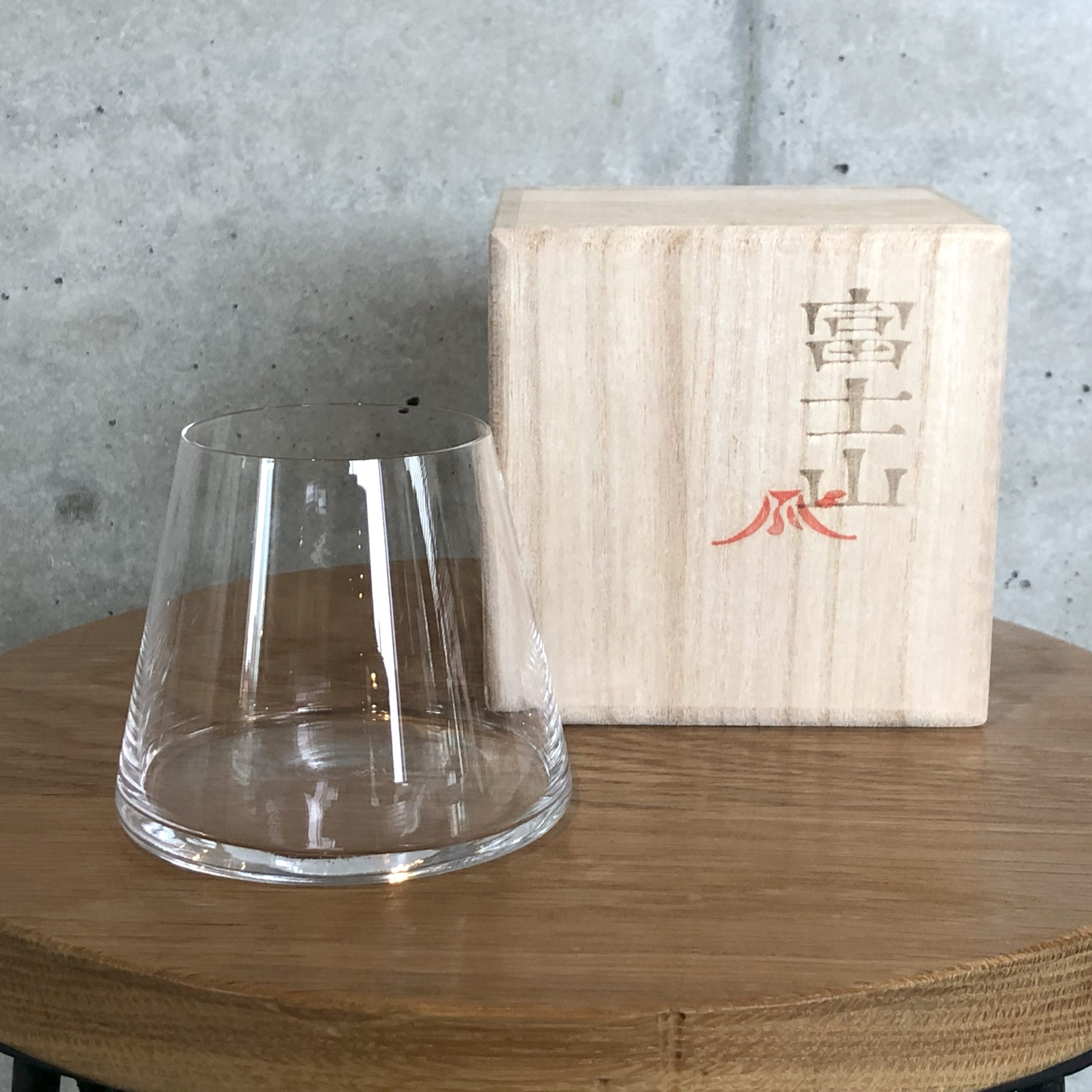 """Sghr スガハラ """"fujiyama glass"""" 富士山グラス  <CHIBA>"""