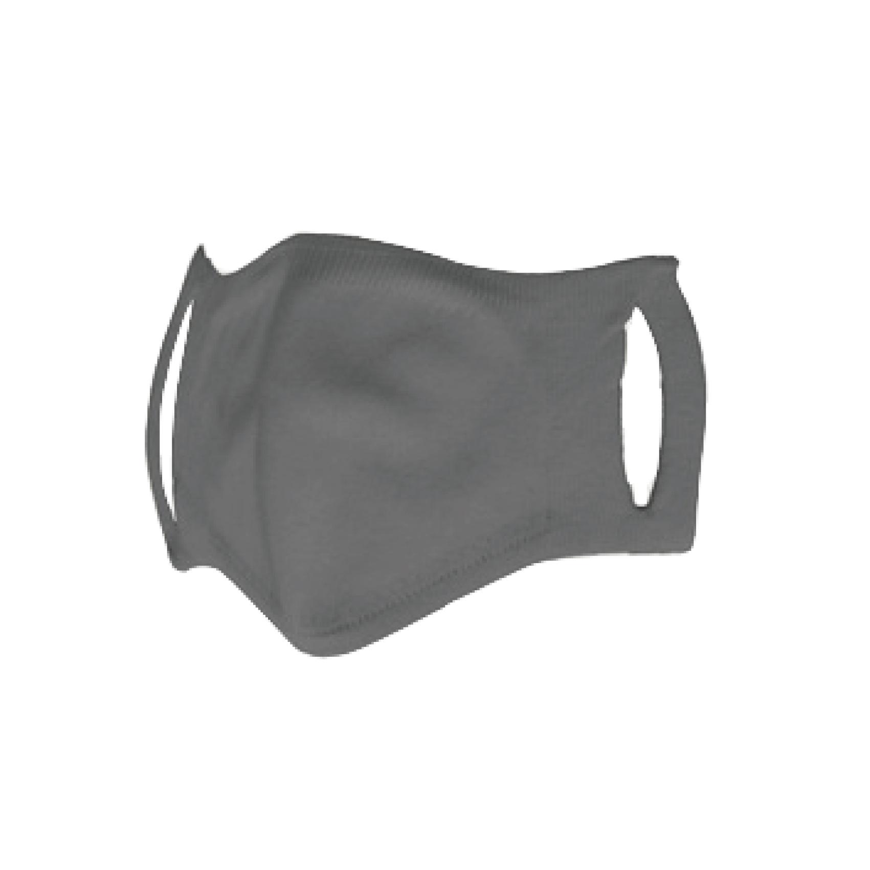 洗える抗菌シルクマスク GRAY(グレー) <NARA>